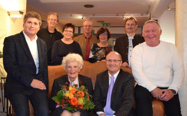 Freundeskreis und Förderverein Kilinik Seefeld, Vorstand
